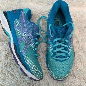 Women's GEL NIMBUS 18 Running Shoes T650N.  sz 7.5